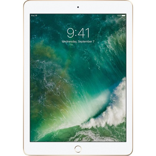 Apple iPad 128GB LTE Gold фото 2