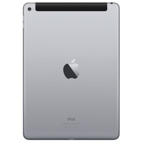 Apple iPad Air 2 16GB LTE Space Gray фото 2