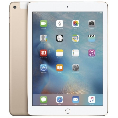 Apple iPad Air 2 32GB LTE Gold фото 1