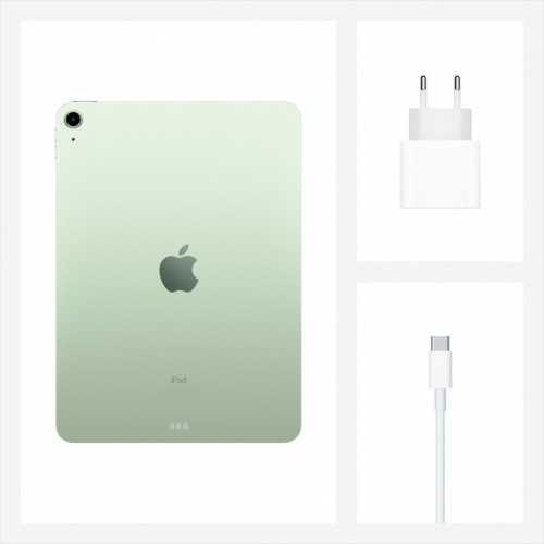 Apple iPad Air 2020 64GB (зеленый) фото 5