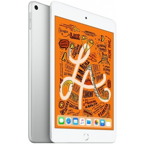 Apple iPad mini 2019 256GB MUU52 (серебристый) фото 1