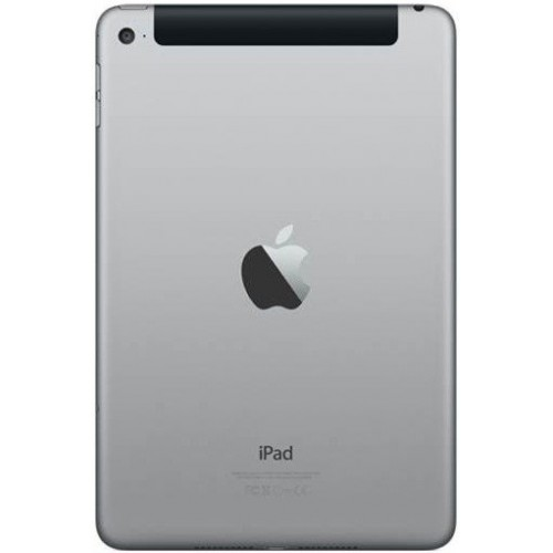 Apple iPad mini 4 128GB Space Gray фото 2