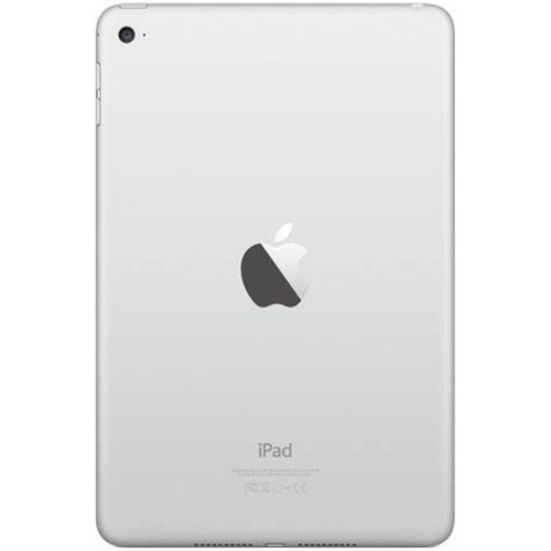 Apple iPad mini 4 16GB LTE Silver фото 2