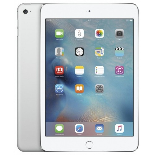 Apple iPad mini 4 64GB Silver фото 1