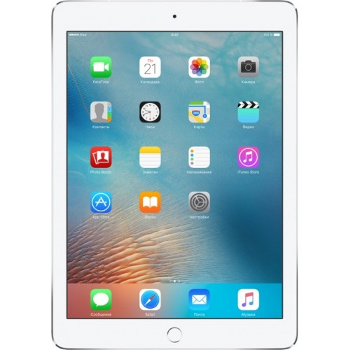 Apple iPad Pro 9.7 128GB LTE Silver фото 1