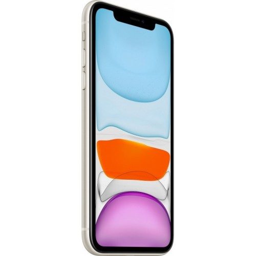 Apple iPhone 11 128GB Dual SIM (белый) фото 2