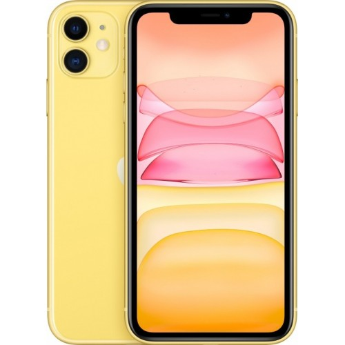 Apple iPhone 11 64GB (желтый) фото 1