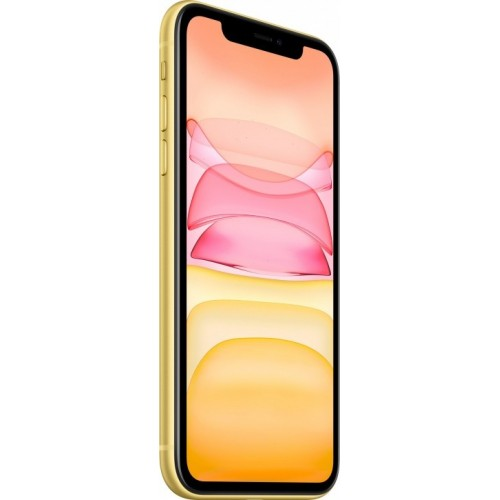 Apple iPhone 11 64GB (желтый) фото 2