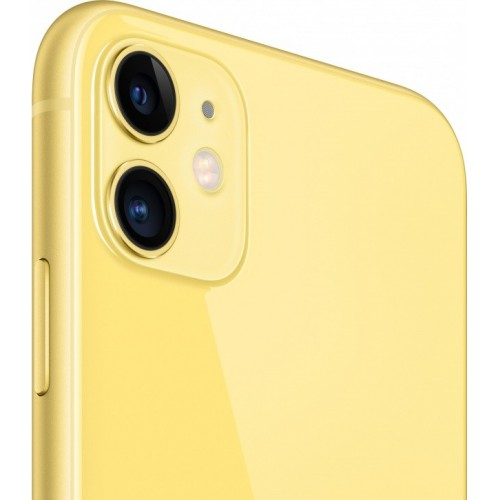 Apple iPhone 11 64GB (желтый) фото 3