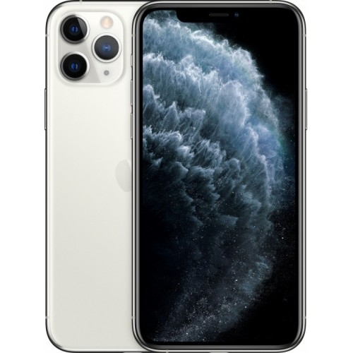 Apple iPhone 11 Pro Max 512GB (серебристый)