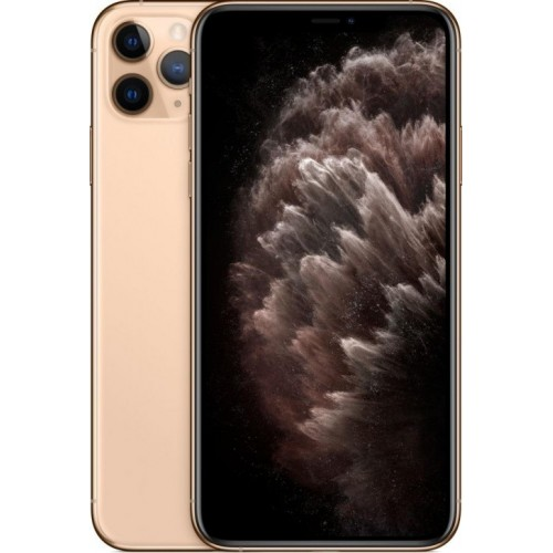 Apple iPhone 11 Pro Max 64GB (золотистый)
