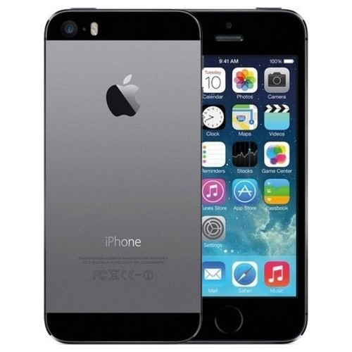 Apple iPhone 5s 32GB Space Gray фото 2