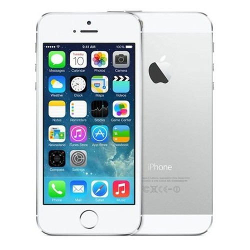 Apple iPhone 5s 64GB Silver фото 1