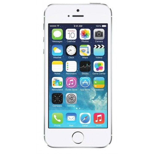 Apple iPhone 5s 64GB Silver фото 2