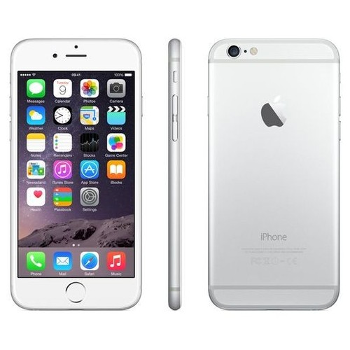 Apple iPhone 6 128GB Silver фото 3