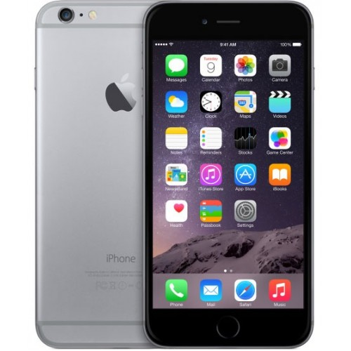 Apple iPhone 6 Plus 128GB Space Gray фото 1