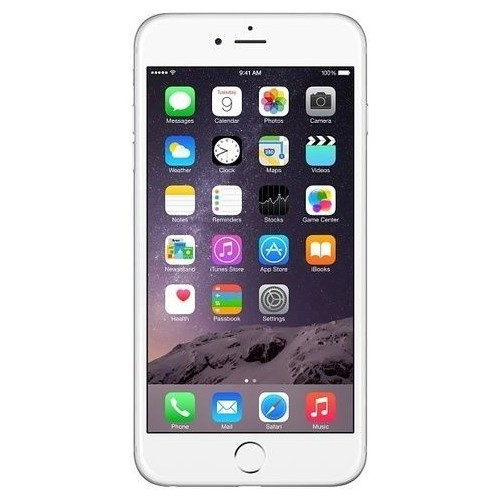 Apple iPhone 6 Plus 16GB Silver фото 3