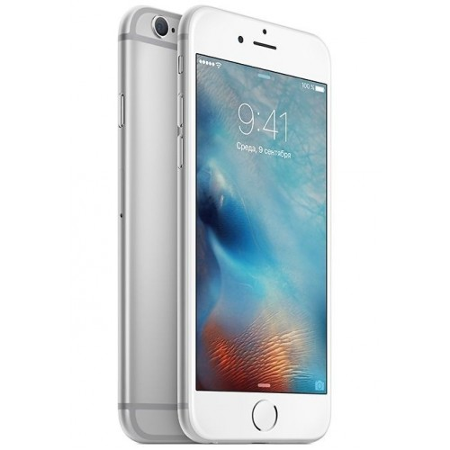 Apple iPhone 6s 16GB Silver фото 2