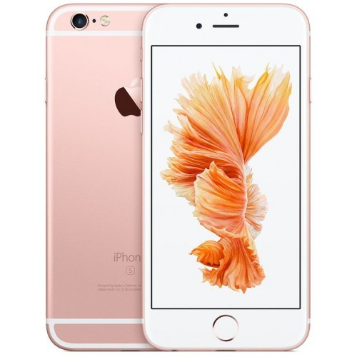 Apple iPhone 6s 32GB Rose Gold фото 1