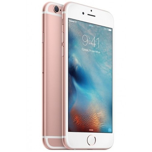 Apple iPhone 6s 64GB Rose Gold фото 2