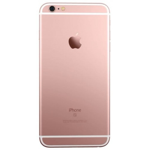Apple iPhone 6s 64GB Rose Gold фото 3