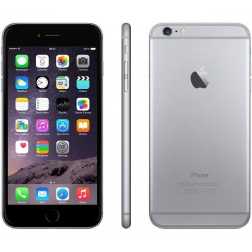 Apple iPhone 6s Plus 64GB Space Gray фото 3