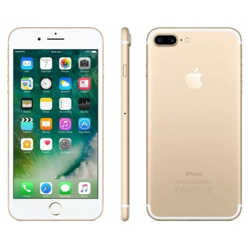 Apple iPhone 7 Plus 128GB Gold фото 2