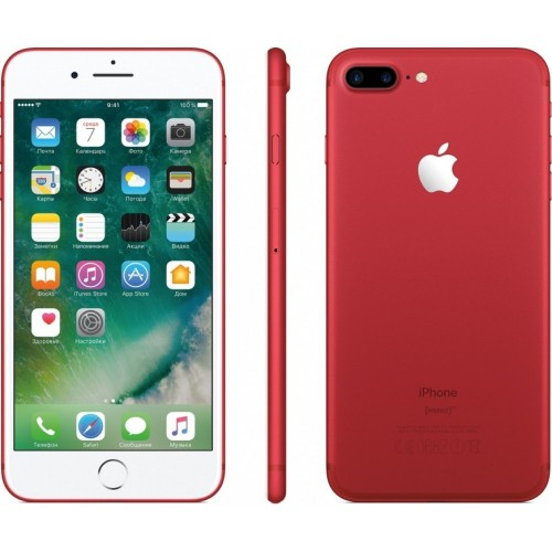 Apple iPhone 7 Plus (PRODUCT)RED™ Special Edition 128GB фото 2