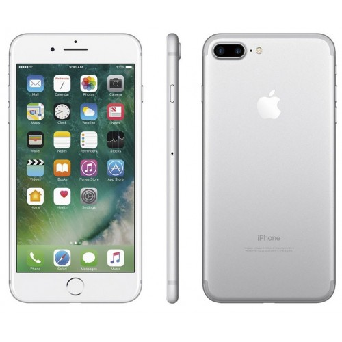Apple iPhone 7 Plus 128GB Silver фото 2