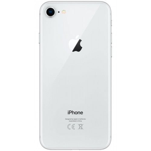Apple iPhone 8 256GB (серебристый) фото 3