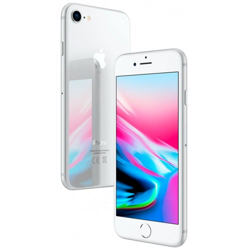 Apple iPhone 8 256GB (серебристый) фото 4