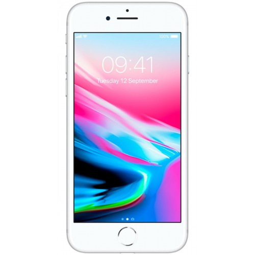 Apple iPhone 8 Plus 128GB (серебристый)