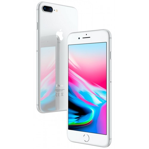 Apple iPhone 8 Plus 64GB (серебристый) фото 4