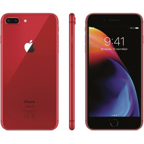 Apple iPhone 8 Plus (PRODUCT)RED™ Special Edition 256GB фото 4