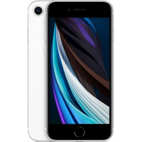 Apple iPhone SE 128GB (белый) фото 1