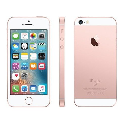 Apple iPhone SE 32GB Rose Gold фото 2
