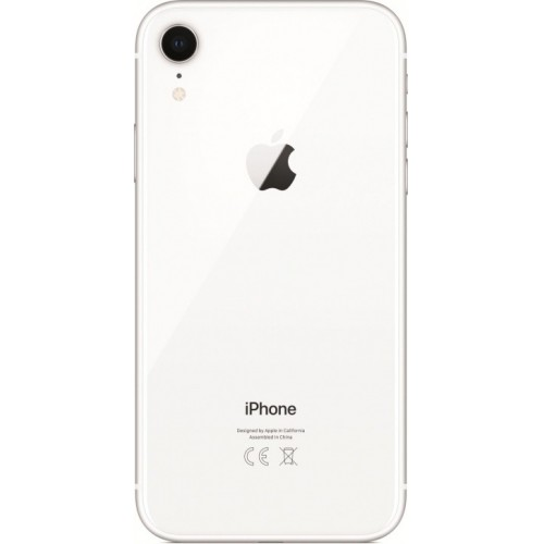 Apple iPhone XR 128GB (белый) фото 2