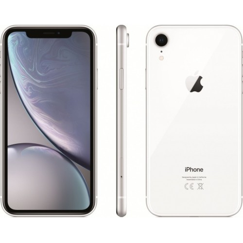Apple iPhone XR 128GB (белый) фото 4