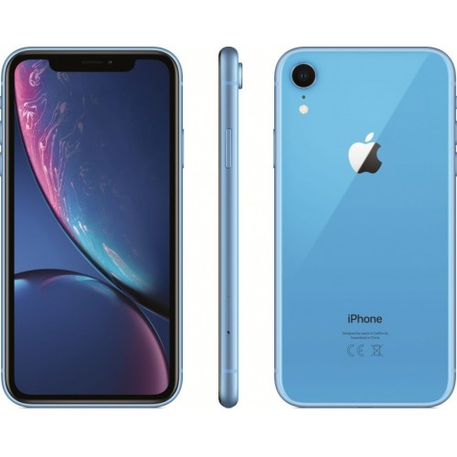 Apple iPhone XR 128GB (синий) фото 4
