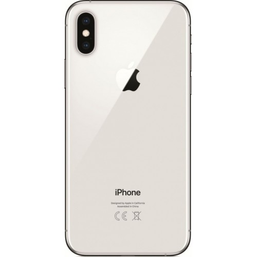 Apple iPhone XS 512GB (серебристый) фото 2