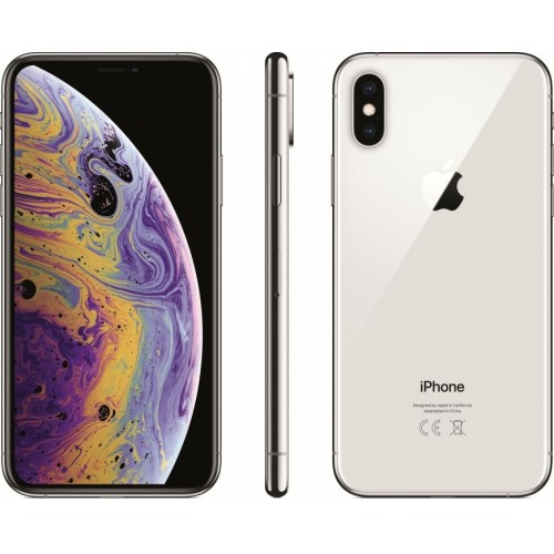 Apple iPhone XS 512GB (серебристый) фото 4