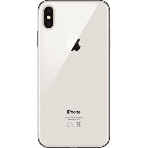 Apple iPhone XS Max 256GB (серебристый) фото 2