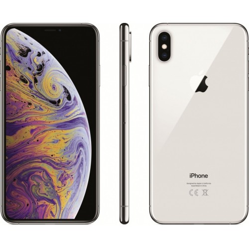 Apple iPhone XS Max 64GB (серебристый) фото 4