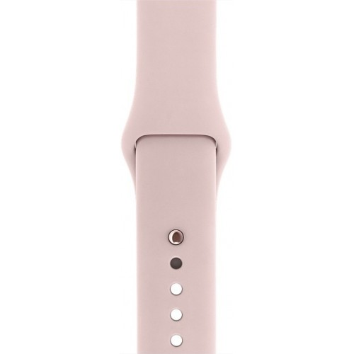 Apple Watch Series 1 38mm Rose Gold with Pink Sand Sport Band [MNNH2] фото 3