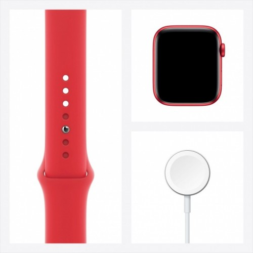 Apple Watch Series 6 44 мм (PRODUCT)RED™ фото 4