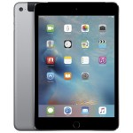 Apple iPad mini 4 128GB Space Gray фото 1
