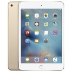 Apple iPad mini 4 16GB Gold фото 1