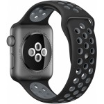 Apple Watch Nike+ 38mm Space Gray with Black/Cool Gray Band [MNYX2] фото 4