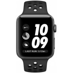 Apple Watch Nike+ 38mm Space Gray with Black Nike Sport Band [MQ162] фото 2