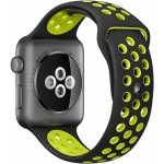 Apple Watch Nike+ 38mm Space Gray with Black/Volt Nike Band [MP082] фото 4